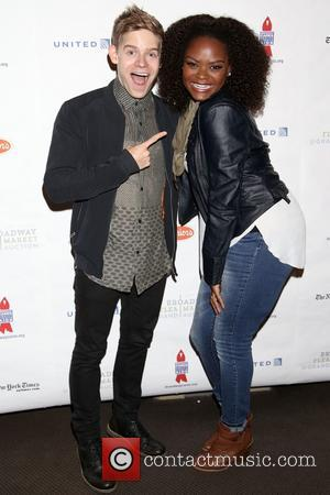 Shanice, Andrew Keenan-bolger and Flea