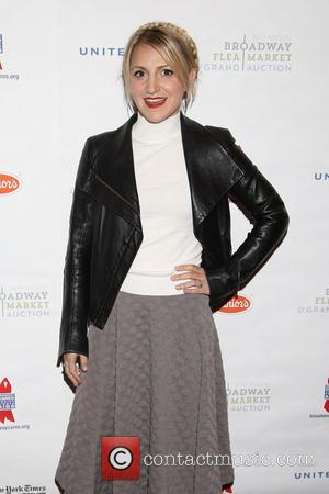 Annaleigh Ashford - 2015 Broadway Cares/Equity Fights AIDS Flea Market held in Shubert Alley. at Shubert Alley, - New York...