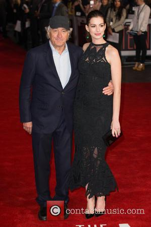 Robert De Niro , Anne Hathaway - The European Premiere of 'The Intern' held at the Vue West End -...