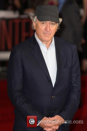 Robert De Niro - The European Premiere of 'The Intern' held at the Vue West End - Arrivals at Vue...
