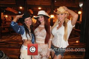 Alicia Arden, Phoebe Price and Mary Carey
