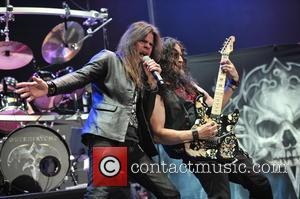 Queensryche, Todd La Torre and Michael Wilton