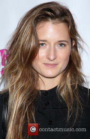 Grace Gummer - Opening night for Spring Awakening at the Brooks Atkinson Theatre - Arrivals. at Brooks Atkinson Theatre, -...