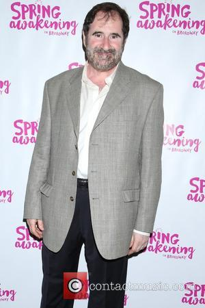 Richard Kind - Opening night for Spring Awakening at the Brooks Atkinson Theatre - Arrivals. at Brooks Atkinson Theatre, -...