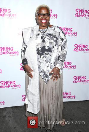 Lillias White - Opening night for Spring Awakening at the Brooks Atkinson Theatre - Arrivals. at Brooks Atkinson Theatre, -...
