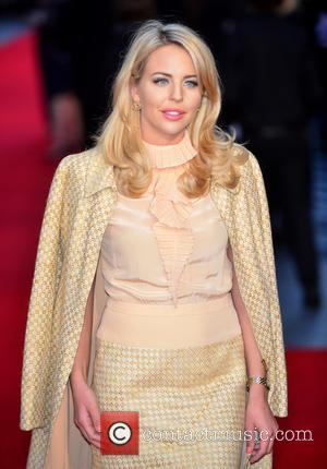 Lydia Bright - European film premiere of 'The Intern' held at VUE West End - Arrivals at leister sq -...