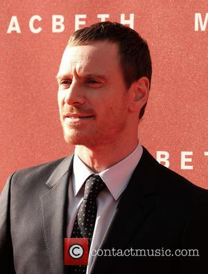 Michael Fassbender - UK premiere of 'Macbeth' held at the Festival Theatre - Arrivals at Festival Theatre - Edinburgh, United...