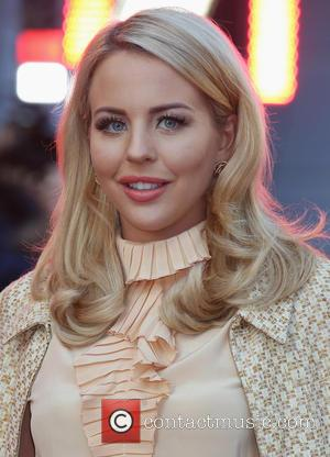 Lydia Bright - Premiere of 'The Intern' held at Vue Leicester Square - Arrivals at The Vue,Leicester Square - London,...