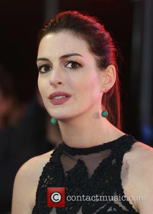 Anne Hathaway - Premiere of 'The Intern' held at Vue Leicester Square - Arrivals at The Vue,Leicester Square - London,...