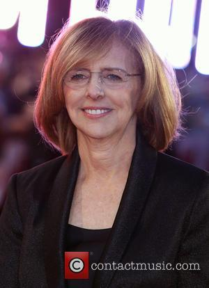 Nancy Meyers - Premiere of 'The Intern' held at Vue Leicester Square - Arrivals at The Vue,Leicester Square - London,...