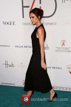 Victoria Beckham - Fashion 4 Development's 5th Annual Official First Ladies Luncheon - Red Carpet Arrivals - Manhattan, New York,...
