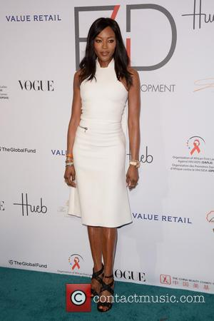 Naomi Campbell - Fashion 4 Development's 5th Annual Official First Ladies Luncheon - Red Carpet Arrivals - Manhattan, New York,...