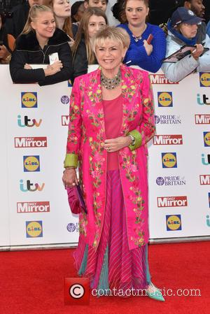 Gloria Hunniford - Pride of Britain Awards held at the Grosvenor House - Arrivals. at Grosvenor House - London, United...