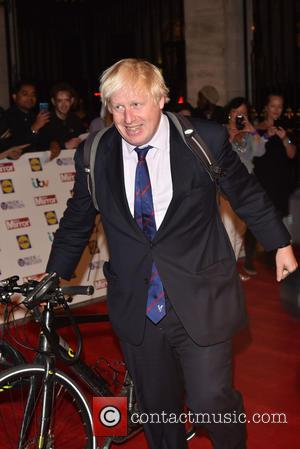 Boris Johnson - Pride of Britain Awards held at the Grosvenor House - Arrivals. at Grosvenor House - London, United...