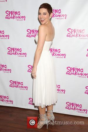 Krysta Rodriguez - Opening night after party for Spring Awakening held at the Copa - Arrivals. at Copa, - New...