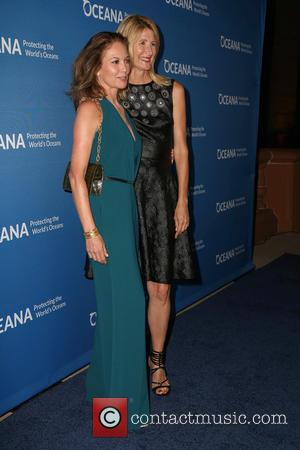 Diane Lane and Laura Dern