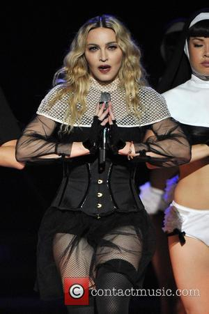 Madonna Assures Nashville Fans She Is Not Drunk At Gig