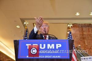 Donald Trump - Donald Trump announces his tax plan - Manhattan, New York, United States - Monday 28th September 2015
