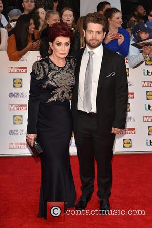 Sharon Osbourne and Jack Osbourne