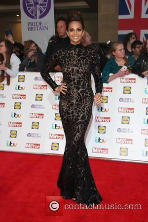 Alesha Dixon - The Daily Mirror Pride of Britain Awards 2015 held at Grosvenor House Hotel at Grosvenor House -...