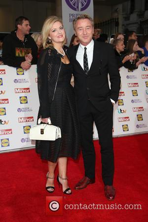 Michael Flatley , Niamh O'Brien - The Daily Mirror Pride of Britain Awards 2015 held at Grosvenor House Hotel at...