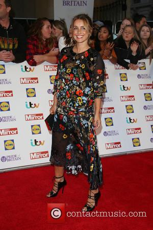 Louise Redknapp - The Daily Mirror Pride of Britain Awards 2015 held at Grosvenor House Hotel at Grosvenor House -...