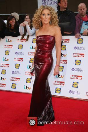 Kelly Hoppen - The Daily Mirror Pride of Britain Awards 2015 held at Grosvenor House Hotel at Grosvenor House -...