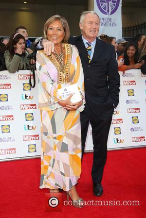 Chris Tarrant , Jane Bird - The Daily Mirror Pride of Britain Awards 2015 held at Grosvenor House Hotel at...