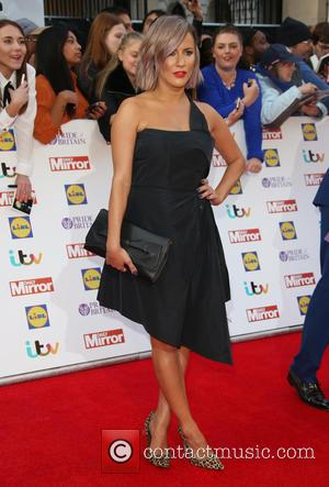 Caroline Flack - The Daily Mirror Pride of Britain Awards 2015 held at Grosvenor House Hotel at Grosvenor House -...