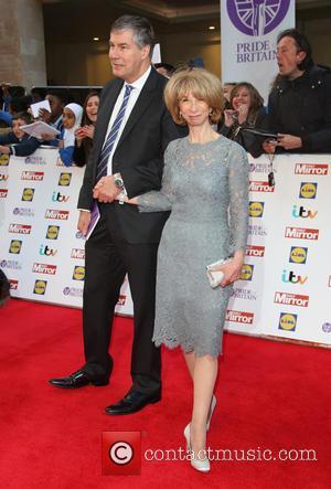 Helen Worth and Trevor Dawson