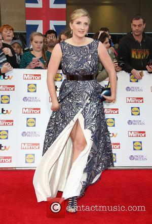 Rebecca Adlington - The Daily Mirror Pride of Britain Awards 2015 held at Grosvenor House Hotel at Grosvenor House -...