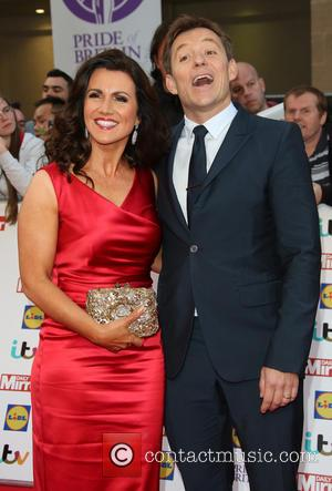 Susanna Reid , Ben Shepherd - The Daily Mirror Pride of Britain Awards 2015 held at Grosvenor House Hotel at...