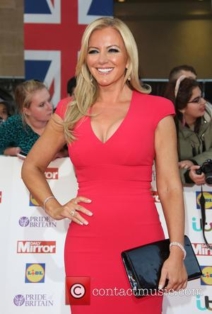 Michelle Mone - The Daily Mirror Pride of Britain Awards 2015 held at Grosvenor House Hotel at Grosvenor House -...