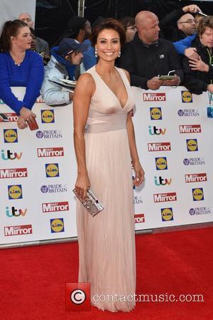 Melanie Sykes - Pride of Britain Awards held at the Grosvenor House - Arrivals. at Grosvenor House - London, United...
