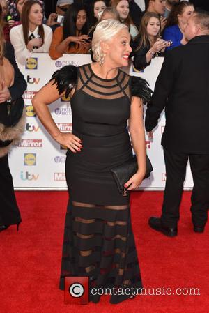 Denise Welch - Pride of Britain Awards held at the Grosvenor House - Arrivals. at Grosvenor House - London, United...