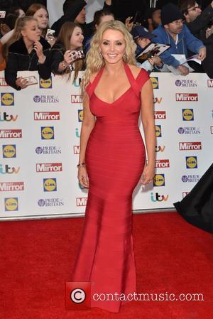Carol Vorderman - Pride of Britain Awards held at the Grosvenor House - Arrivals. at Grosvenor House - London, United...