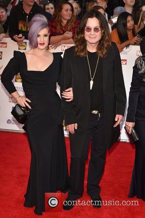 Kelly Osbourne , Ozzy Osbourne - Pride of Britain Awards held at the Grosvenor House - Arrivals. at Grosvenor House...
