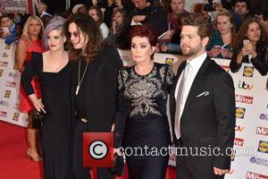Kelly Osbourne, Ozzy Osbourne, Sharon Osbourne , Jack Osbourne - Pride of Britain Awards held at the Grosvenor House -...