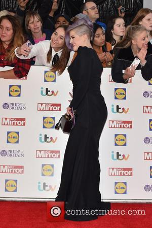 Kelly Osbourne - Pride of Britain Awards held at the Grosvenor House - Arrivals. at Grosvenor House - London, United...