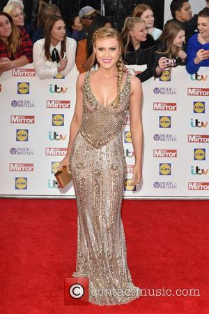 Camilla Kerslake - Pride of Britain Awards held at the Grosvenor House - Arrivals. at Grosvenor House - London, United...