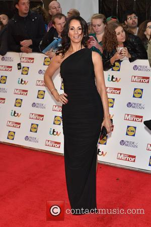 Andrea McLean - Pride of Britain Awards held at the Grosvenor House - Arrivals. at Grosvenor House - London, United...