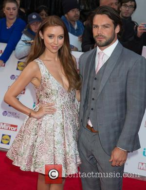 Una Healy , Ben Foden - Pride of Britain Awards 2015  at the Grosvenor House Hotel - Arrivals at...