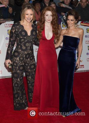 Kimberley Walsh, Nicola Roberts and Cheryl Fernandez-Versini