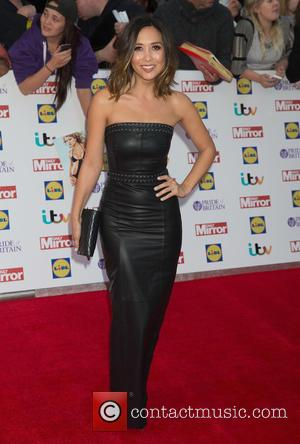 Myleene Klass - Pride of Britain Awards 2015  at the Grosvenor House Hotel - Arrivals at Grosvenor House Hotel,...