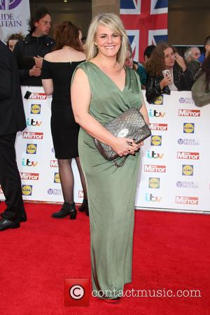 Sally Lindsay - The Daily Mirror Pride of Britain Awards 2015 held at Grosvenor House Hotel at Grosvenor House -...