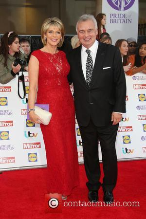 Ruth Langsford , Eamonn Holmes - The Daily Mirror Pride of Britain Awards 2015 held at Grosvenor House Hotel at...