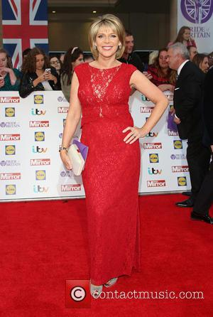 Ruth Langsford - The Daily Mirror Pride of Britain Awards 2015 held at Grosvenor House Hotel at Grosvenor House -...
