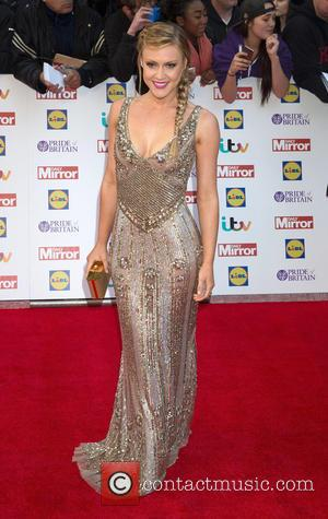 Camilla Kerslake - Pride of Britain Awards 2015 Grosvenor House Hotel - Arrivals at Grosvenor House Hotel, Grosvenor House -...