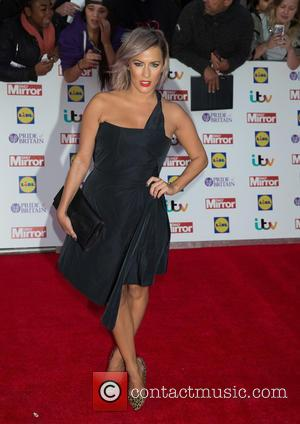 Caroline Flack - Pride of Britain Awards 2015 Grosvenor House Hotel - Arrivals at Grosvenor House Hotel, Grosvenor House -...