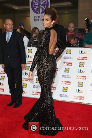 Alesha Dixon - The Daily Mirror Pride of Britain Awards 2015 held at Grosvenor House Hotel - Arrivals at Grosvenor...